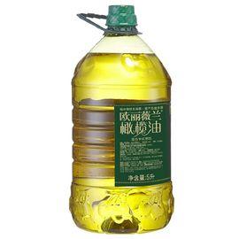 欧丽薇兰 Olivoilà 食用油 压榨纯正橄榄油5l