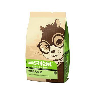 三只松鼠坚果炒货休闲零食奶油味花生150g/袋
