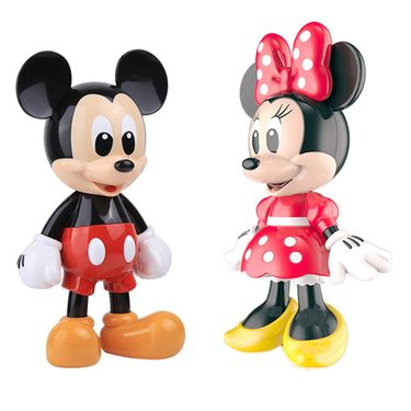 DISNEY /迪士尼 米妮米奇宝宝早教机益智故事机 可充电下载儿童学习机玩具