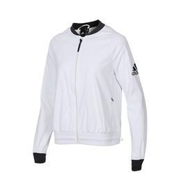 阿迪达斯 Adidas 外套女装2019春季新款运动服防风衣休闲夹克DW4553 DW4555 EH6493