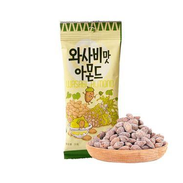 ITOH 【7种口味任你选】汤姆农场 韩国进口蜂蜜黄油杏仁扁桃仁巴旦木天天坚果休闲零食