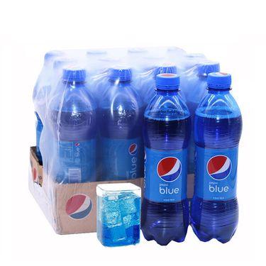 ITOH Pepsi百事 巴厘岛进口限定 网红蓝可乐 12瓶装