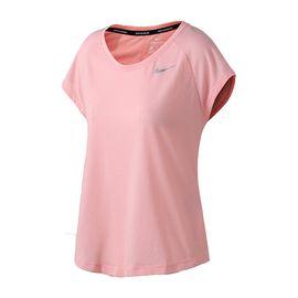 耐克 NIKE耐克女装短袖T恤吸汗透气宽松圆领跑步上衣AJ6485