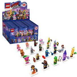 LEGO 乐高 乐高大电影2小人仔 3套装(20个一套共3套)71023