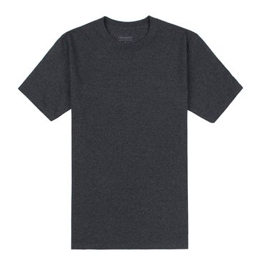 Champion 美版冠军男女明星同款袖口logo短袖T恤休闲情侣装 T425