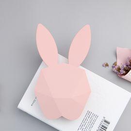 YNA 创意咪兔多功能usb小闹钟 粉