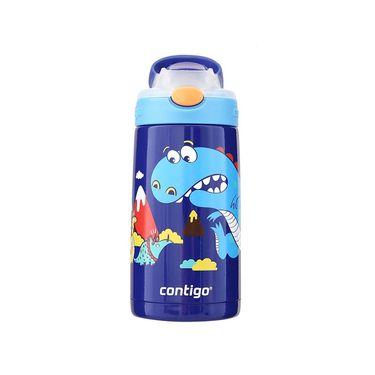 康迪克contigo 小发明家儿童保温吸管杯 400毫升