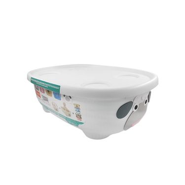 esprincess PRINCE LIONHEART 美狮宝 Tubimal动物造型浴盆收纳箱