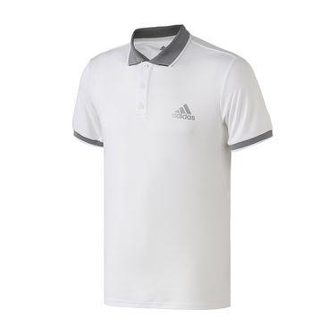 Adidas 男服短袖POLO衫2019新款网球文化衫休闲运动服DX1804