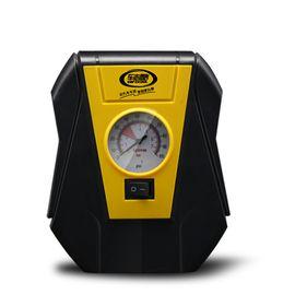 车志酷  车载应急充气泵 加气机 便携 足球 电动车 摩托车 橡皮艇 充气床 汽车用轮胎 12v自动电动打气泵CZK-3613