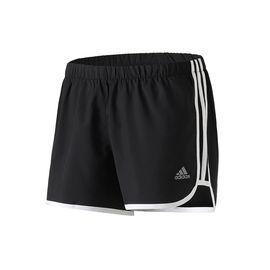 Adidas 女服运动短裤2019新款跑步瑜伽训练休闲运动服DQ2645
