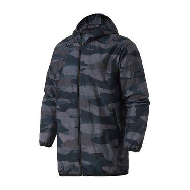 Adidas 男服外套夹克2019新款防风服休闲运动服DV1052