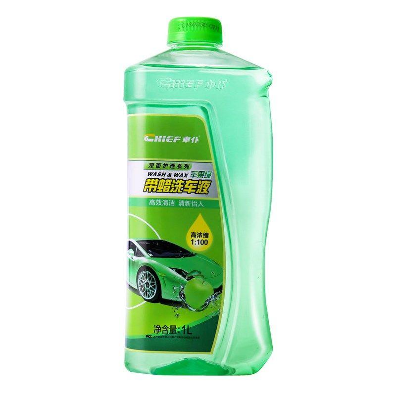 车仆 1L装苹果绿洗车液CP003241