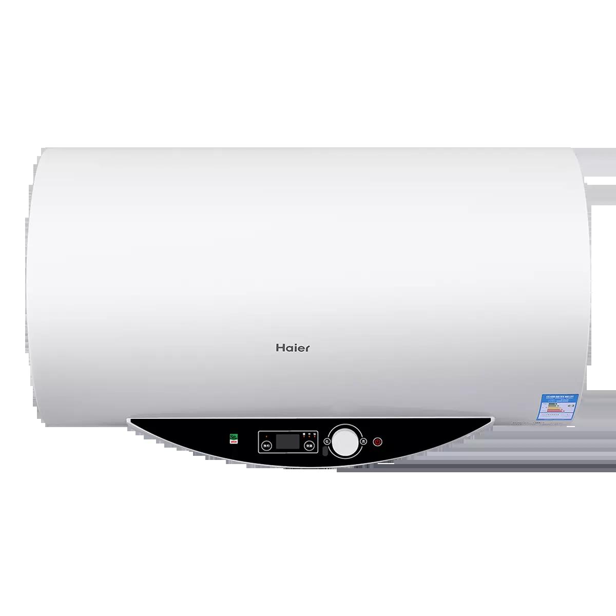 海尔 (Haier) 80升电热水器家用储水式速热恒温 三档可调 预约洗浴 遥控控温 ES80H-Q5(ZE)
